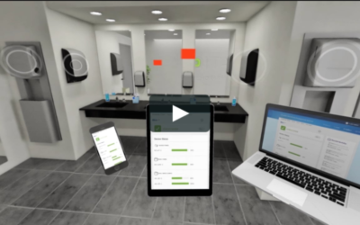 Smart Bathrooms = Optimized Labor and Better Tenant Experience