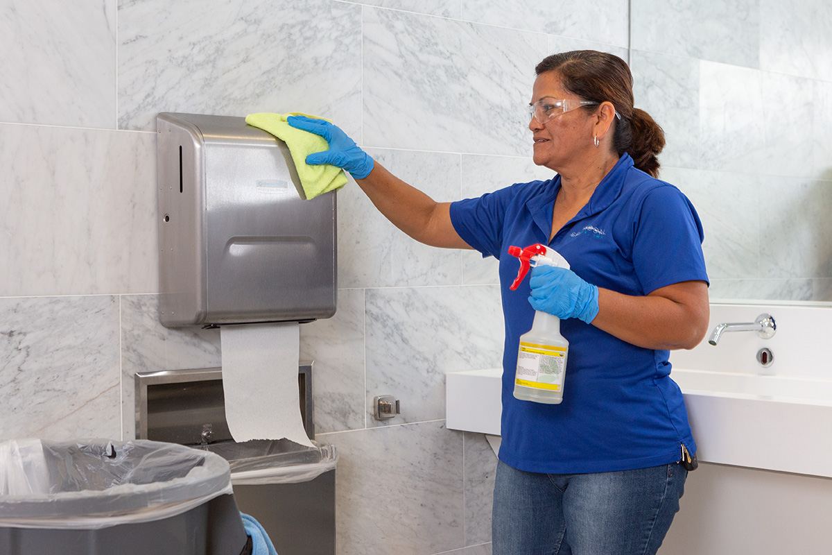 Cleaning Company in California