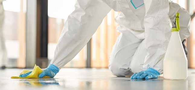 Changes for Hospital Cleaning Companies