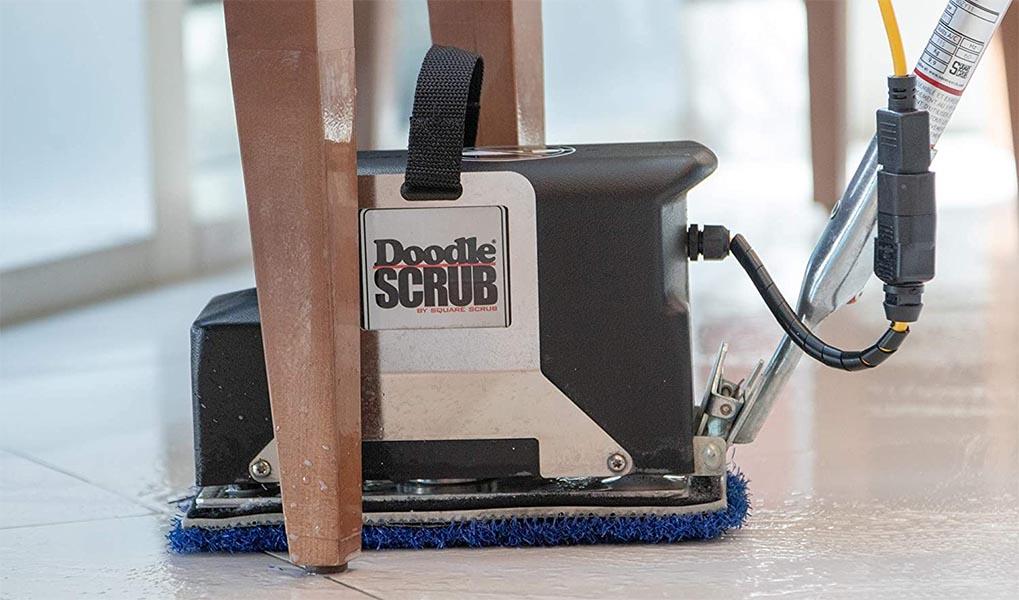 Doodle Scrub
