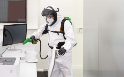 Commercial Cleaning Services – Smart Innovations