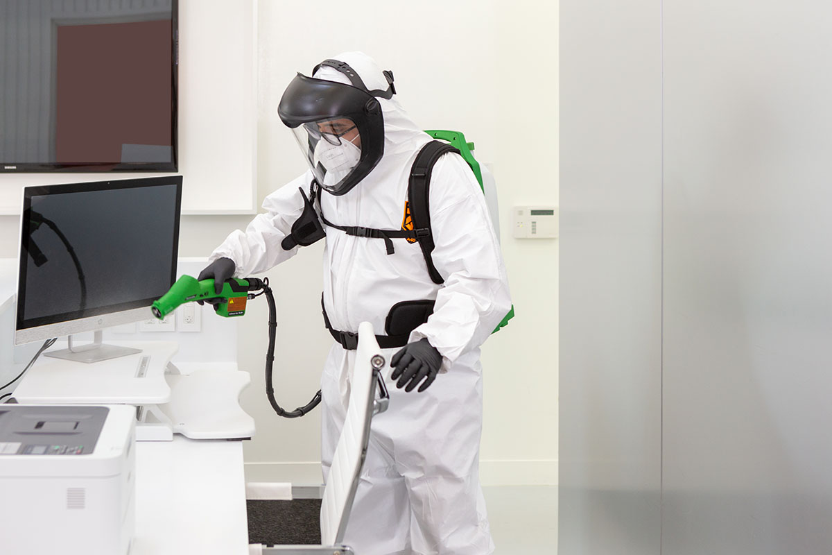Commercial Cleaning Services - Smart Innovations