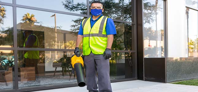 Commercial Janitorial Services in California