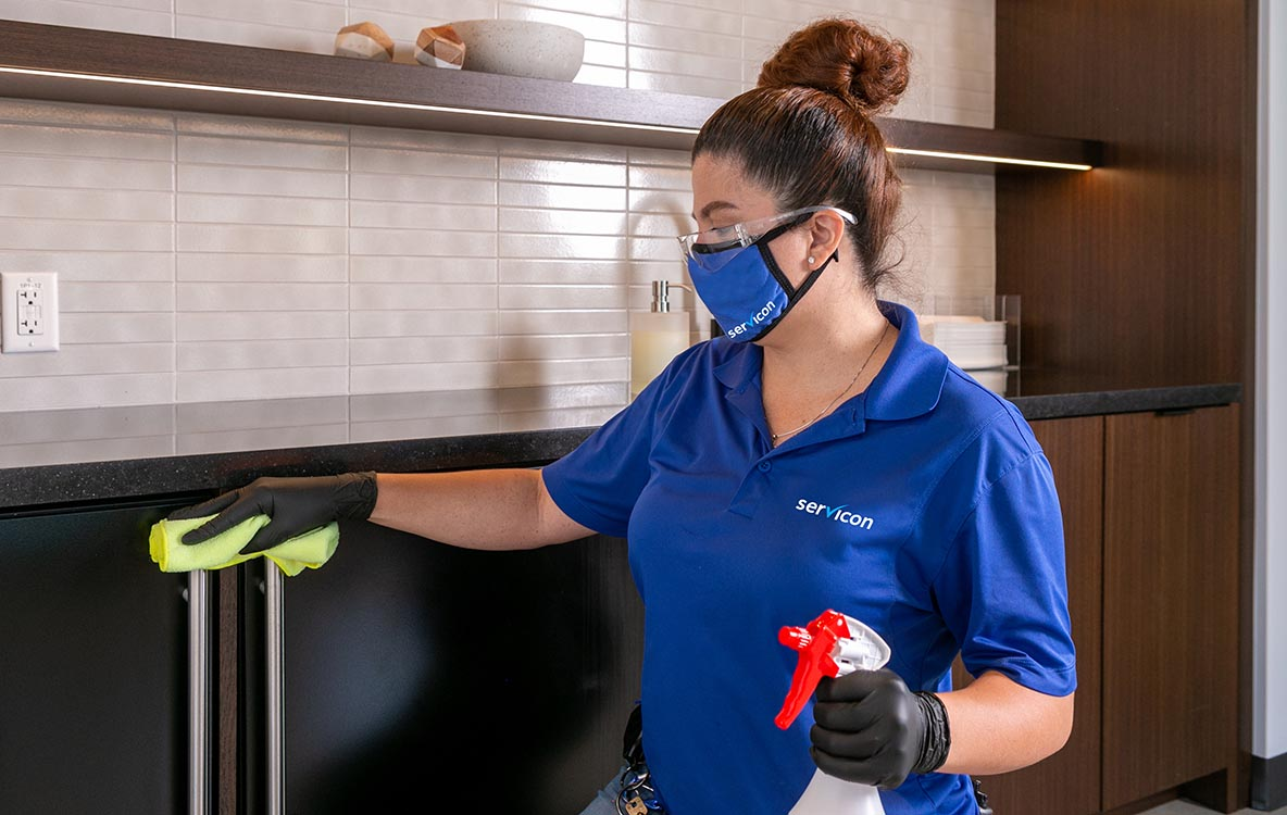 Commercial and Hospital Housekeeping Services